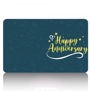eGift Card Anniversary